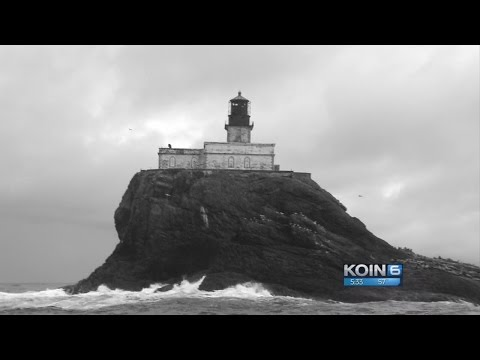 Mother Nature winning battle to reclaim Tillamook Rock