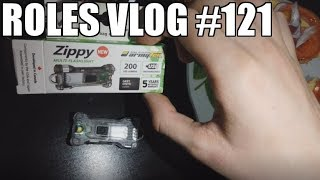 ROLES VLOG #121 LATARKA ZIPPY MULTI FLASHLIGHT & GRUPA DLA WIDZÓW NA STEAM