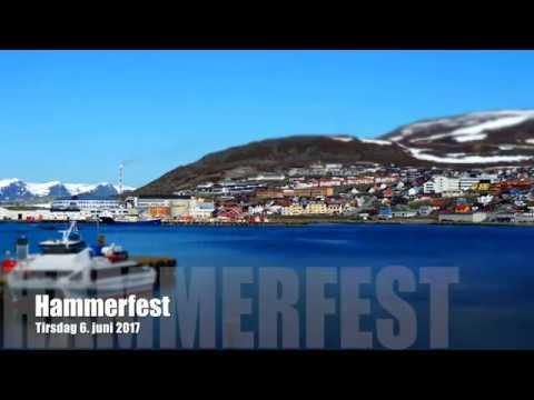 Hammerfest 3  juni 2017