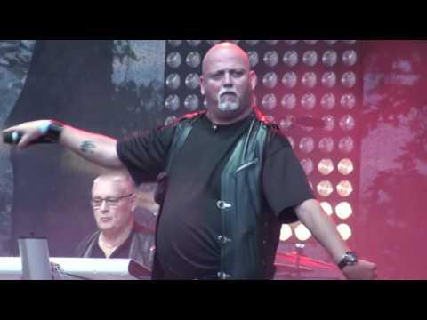 Castle Party 2016 -  Leather Strip - Kiss My Deutschland