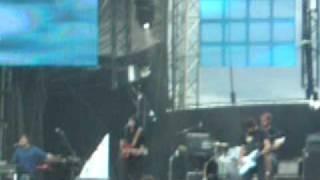Malajube live Porté disparu au festival d'été de Québec le 19 juillet 2009