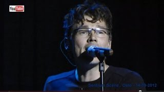 Morten Harket live - We