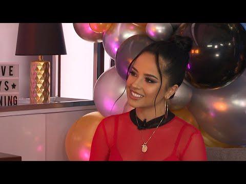 Becky G Praises Camila Cabello's GRAMMY Performance