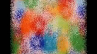 Miguel de Gracia - Pintado de Azul