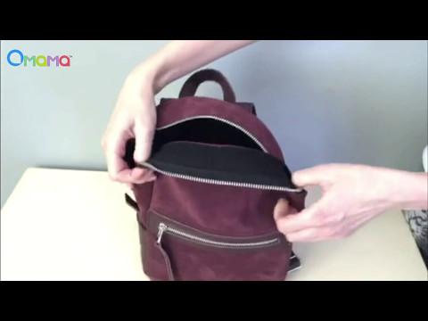 b8d80bcefcb4 Кожаные рюкзаки. Обзор модели замшевого рюкзака Sport