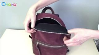 Кожаные рюкзаки. Обзор модели замшевого рюкзака Sport