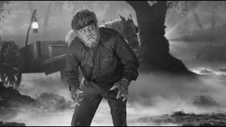 """The Legacy of Lon Chaney, Jr. and """"The Wolf Man"""""""