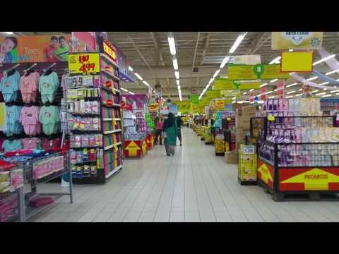 Walking Giant Hypermarket Penang Bayan Baru