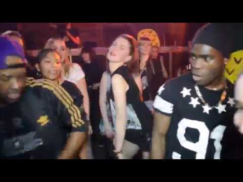 Caribbean Nice Up!   Video Light Cam   Dancehall Party Leipzig   12 February 2016