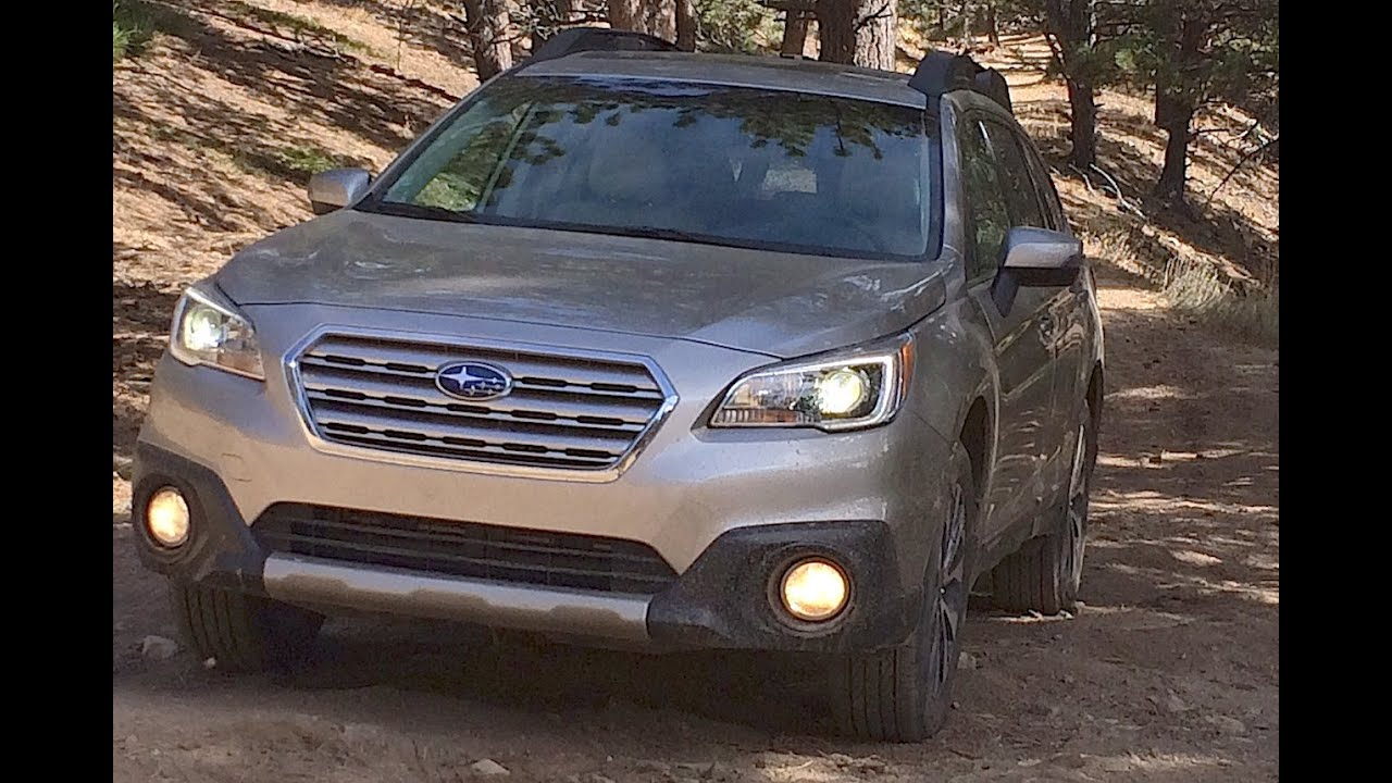 2015 subaru outback 3.6r limited specs and review - youtube