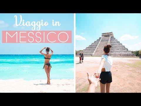 RIVIERA MAYA: LE SPIAGGE CARAIBICHE e i SEGRETI MAYA - Viaggio in Messico pt1