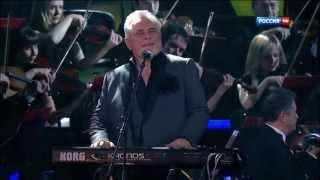 Валерий Меладзе - Осколки лета, с оркестром, HD. (20 историй о любви)