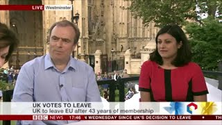 Peter Hitchens so happy about Brexit thumbnail