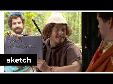 De moderne Robin Hood | Sketch | Het Klokhuis