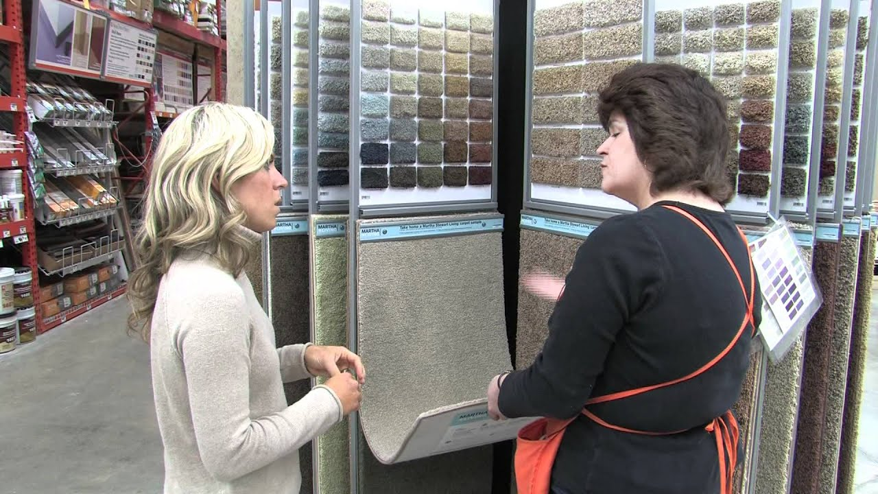 Martha Stewart Carpet at The Home Depot