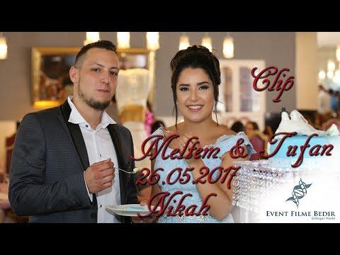 Nikah /Standesamt-Clip - Meltem & Tufan-26.05.17-Highlights-Event Filme Bedir