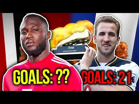 Romelu Lukaku Will Outscore Harry Kane This Season Because... | #The12thMan #AD