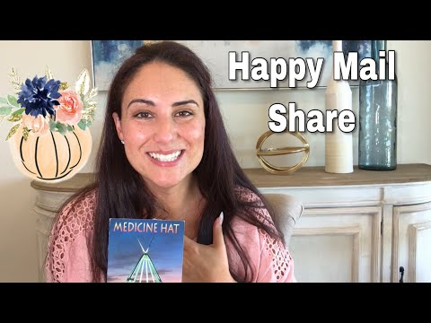 Happy Mail Share + random chit chat