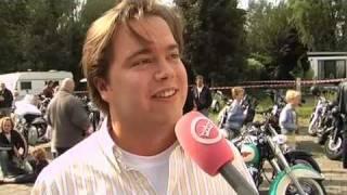 Partyreport: Rutger bij de Hells Angels