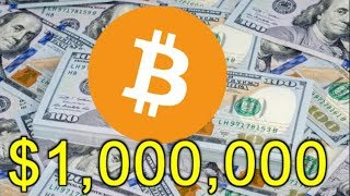 One Million Dollar Bitcoin By Year 2020 #Bitcoin Unstoppable Cryptocurrency