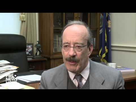 Rep. Eliot Engel discusses the waiting game for State of the Union seating