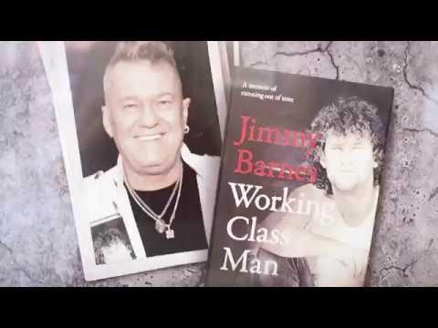 Jimmy Barnes at Dymocks