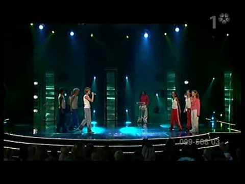 Lilla Melodifestivalen 2004 JaP - Min vän