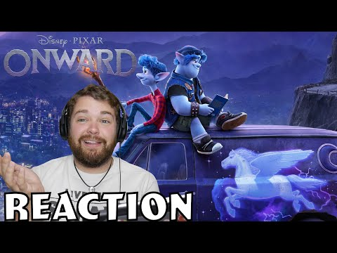 Onward Teaser Reaction