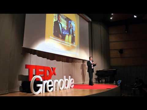 l'équation alcool-violence | Laurent Begue | TEDxGrenoble