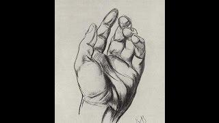 Как нарисовать руку(В этом видео можно увидеть, как рисуется рука карандашом., 2014-10-23T15:23:17.000Z)