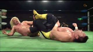 Pro Wrestling NOAH singles match - 2010.4.24 高山善廣VS川田利明 - 2...