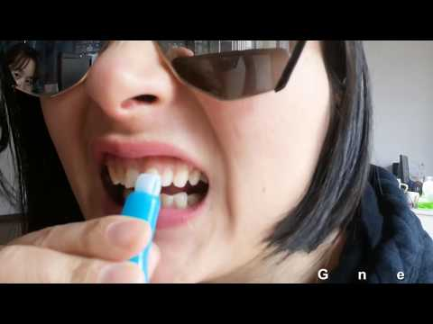 Magic teeth cleaning kit   clean stains quickly from yellow teeth
