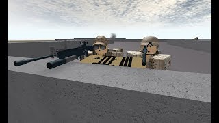 "| S1E2| Firefight ""Vigilant Resolve"" (A ROBLOX SERIES)"