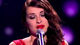 "Alice Fredenham: ""Cry Me a River"" (HD) BGT 2013 Semi-Final Day 2"