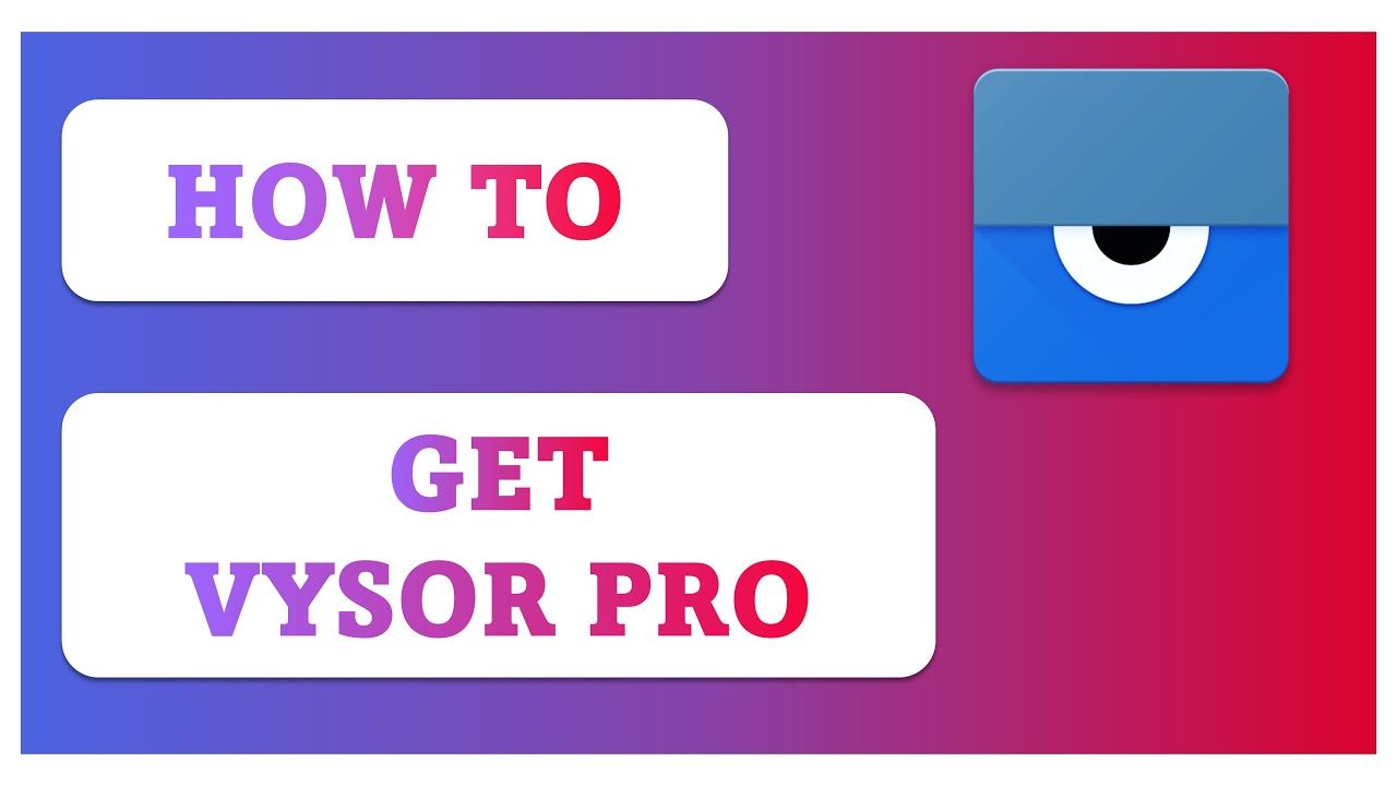 how to get vysor pro for free