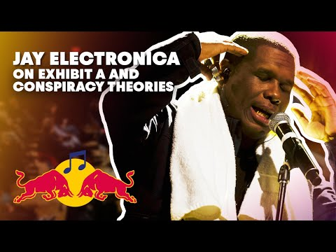 Jay Electronica Lecture (London 2010)   Red Bull Music Academy
