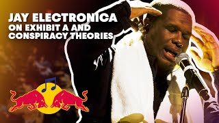 Jay Electronica Lecture (London 2010) | Red Bull Music Academy