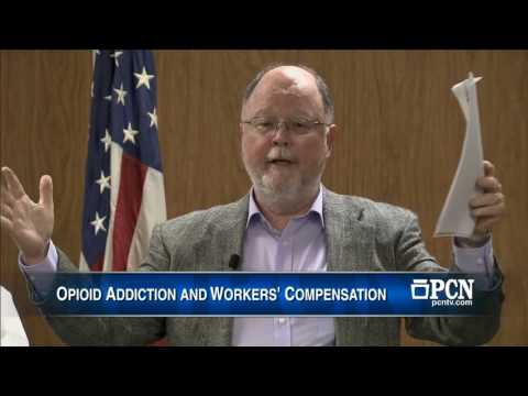 Opioid Addiction and Workers Compensation 092816