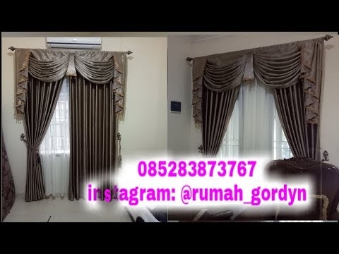 Gorden Blackout (Model Poni)  085283873767