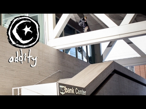 Thrasher Magazine   Aidan Campbell's Oddity Part