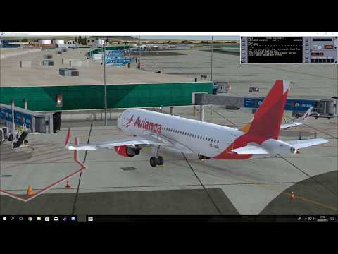 Vuelo SPJC-SPZO (Lima-Cuzco) | Flight Simulator X | IVAO (con controlador) | AE A320
