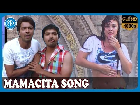 Mamacita Full  Song  Action 3D Movie  Allari Naresh  Sneha Ullal  Raju Sundaram  Shaam