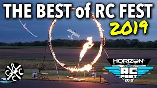The Best of Horizon Hobby RC Fest 2019 - Planes, Crawlers, Monster Trucks, Racing, Boats and more.
