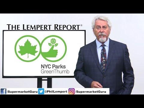 New York City's Green Thumb Program - YouTube