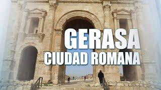 Jerash: Parte de la antigua Decápolis
