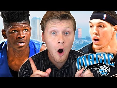 REBUILDING THE ORLANDO MAGIC! NBA 2K19 MyGM