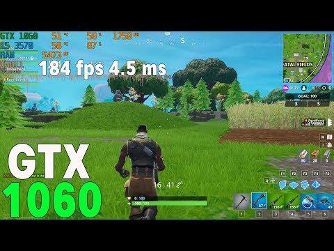 Download Fortnite Gtx 1060 3gb I5 3570 1080p Low Ultra