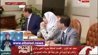 العفو الرئاسى: أحمد ناجي و«ناعوت» ضمن القائمة الثانية للمفرج عنهم.. فيديو