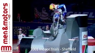 2001 Motorcycle Trials - Indoor Arena