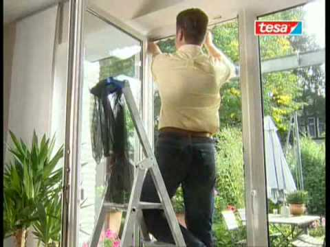 Zanzariere tesa youtube - Zanzare in casa nonostante zanzariere ...